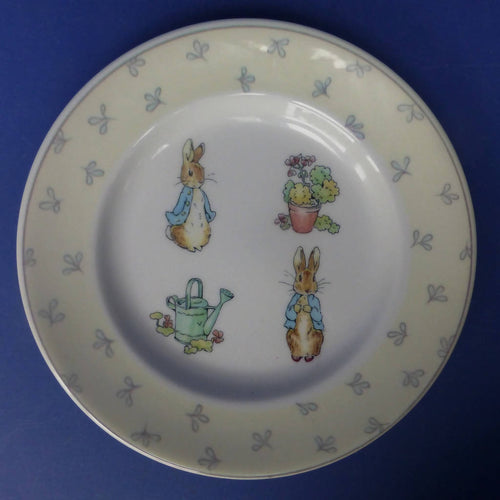 Wedgwood Beatrix Potter Peter Rabbit Plate