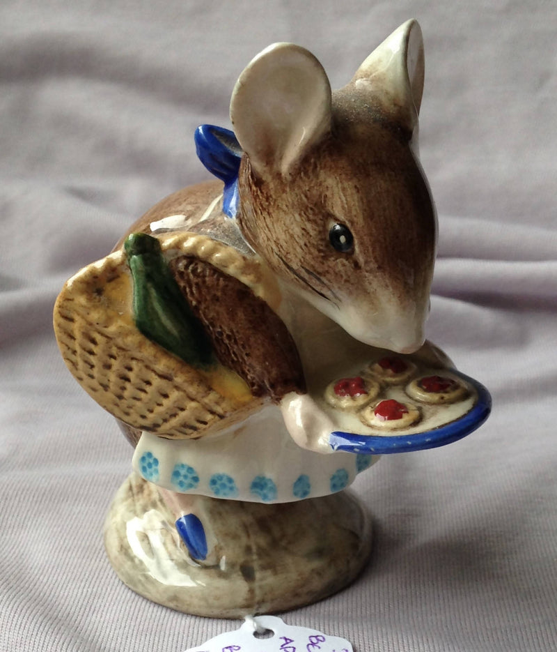 Beswick Beatrix Potter Appley Dapply. Bottle Out.BP3b
