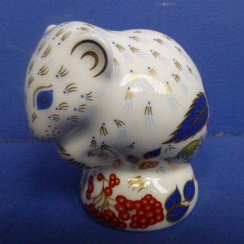 Royal Crown Derby Paperweight Derby Dormouse
