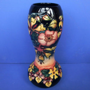 Moorcroft Large Vase Oberon By Rachel Bishop