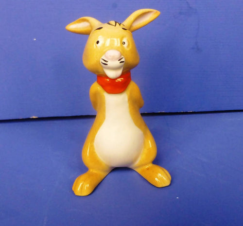 Beswick Winnie The Pooh Figurine - Rabbit Model No 2215