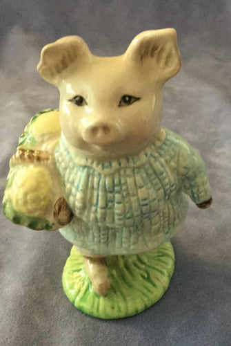 Beswick Little Pig Robinson Beatrix Potter Figure BP3