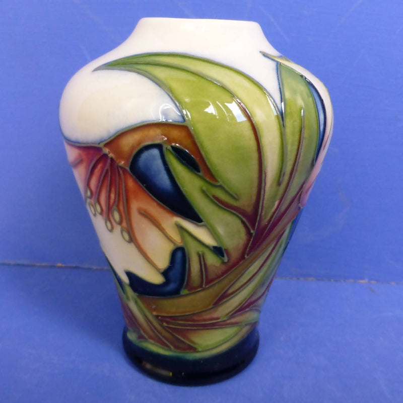Moorcroft Vase Ode To May By Sian Leeper