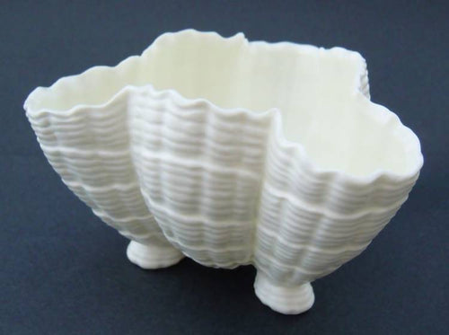 Royal Worcester white shell bowl, c1966