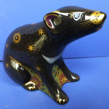 Royal Crown Derby Paperweight Tasmanian Devil (Boxed)