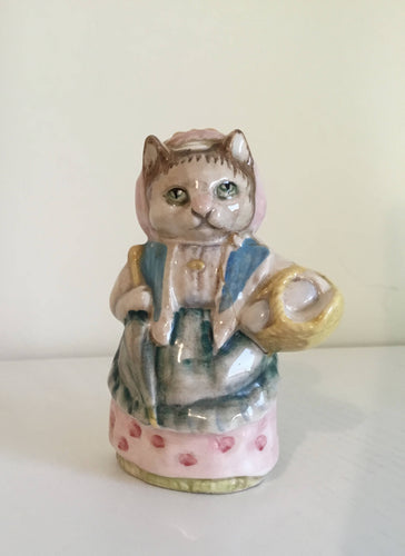 Beswick Beatrix Potter Cousin Ribby figurine.