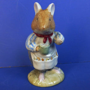 Royal Doulton Brambly Hedge Figurine - Mr Apple DBH2 (Boxed)