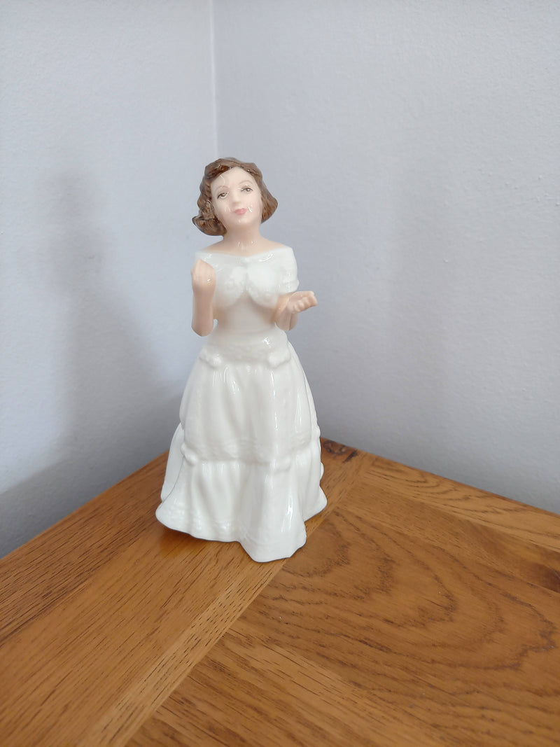 Royal Doulton Figure, Welcome