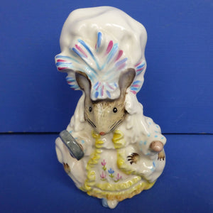 Beswick Beatrix Potter Figurine - Lady Mouse BP10A