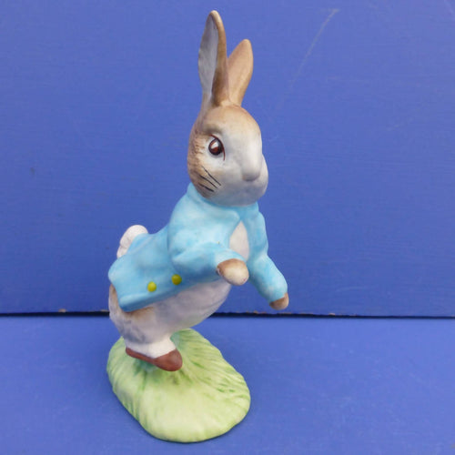 Beswick Beatrix Potter Figurine - Peter Rabbit (Satin Finish)