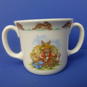 Royal Doulton Bunnykins Two Handled Beaker