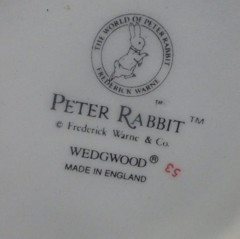 Wedgwood Beatrix Potter Peter Rabbit Beaker