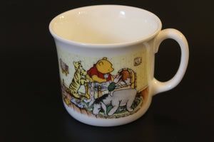 "Royal Doulton Winnie the Pooh - ""A Christening Gift"" cup"