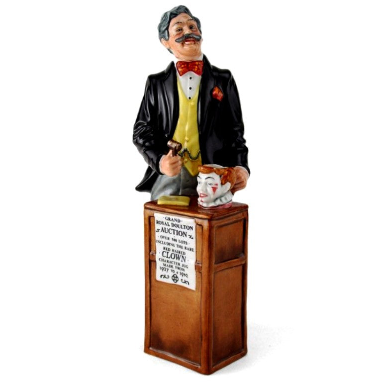 Royal Doulton Figurine - The Auctioneer HN2988
