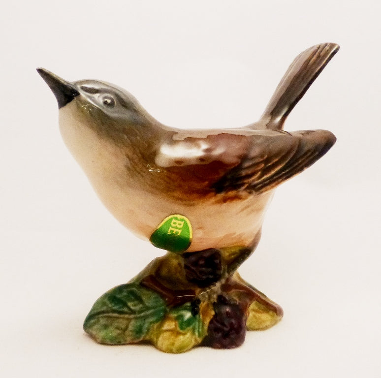 Beswick Bird - Whitethroat Model No 2106B