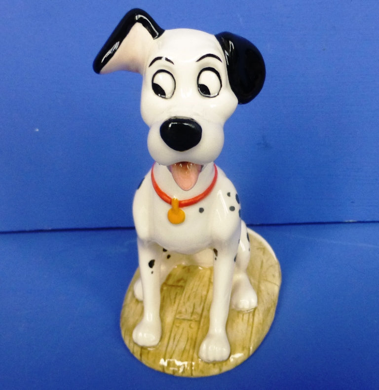 Royal Doulton Disney Figurine - 101 Dalmations - Pongo DM6 (Boxed)