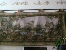 "Vintage Design Pastimes Antique Style Large Tapestry Panel 74"" x 36"""