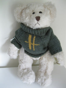 Harrods Bear Jointed 12""