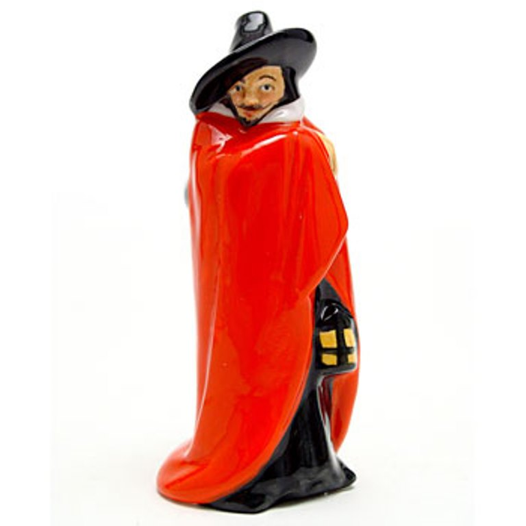 Royal Doulton Miniature Figurine - Guy Fawkes HN3271 (Boxed)