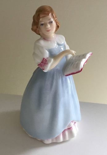 Royal Doulton First Recital figurine