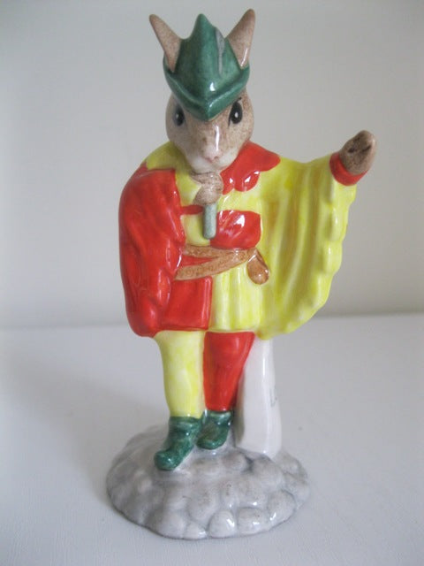 Royal Doulton Minstrel Bunnykins Limited Edition