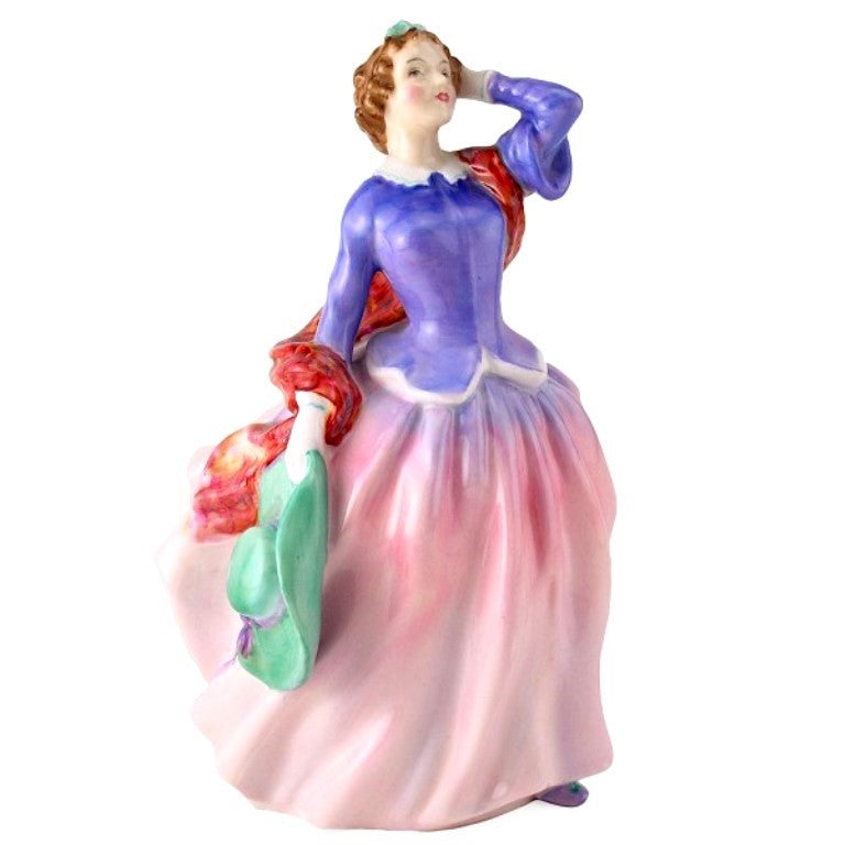 Royal Doulton Figurine - Blithe Morning HN2021