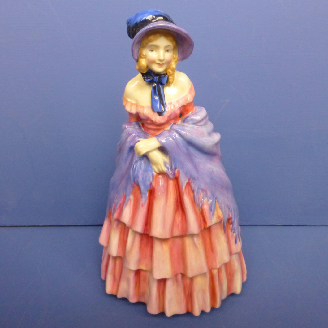 Royal Doulton Figurine - A Victorian Lady HN728