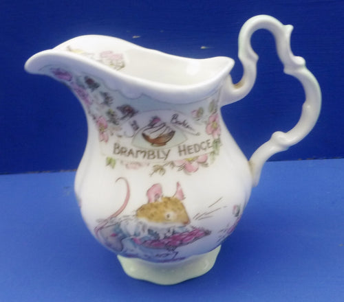 Royal Doulton Brambly Hedge Tea Service Cream Jug (Large)