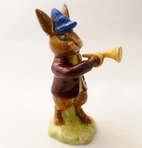 Royal Doulton Bunnykins Figurine - Rise and Shine DB11 (Boxed)