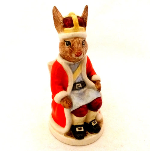 Royal Doulton Royal Family Bunnykins Figurine - King John DB45