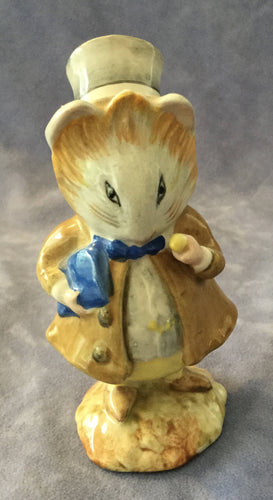 Beswick Beatrix Potter Figure Amiable Guinea Pig BP3