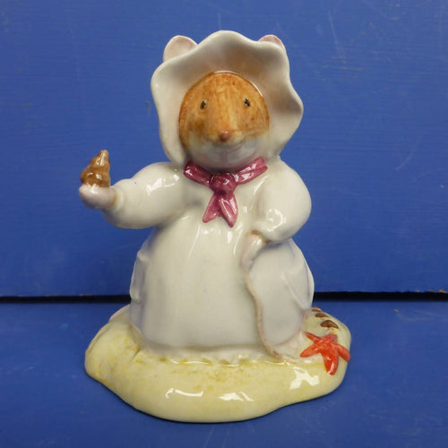 Royal Doulton Brambly Hedge Figurine Shrimp DBH42 (Boxed)