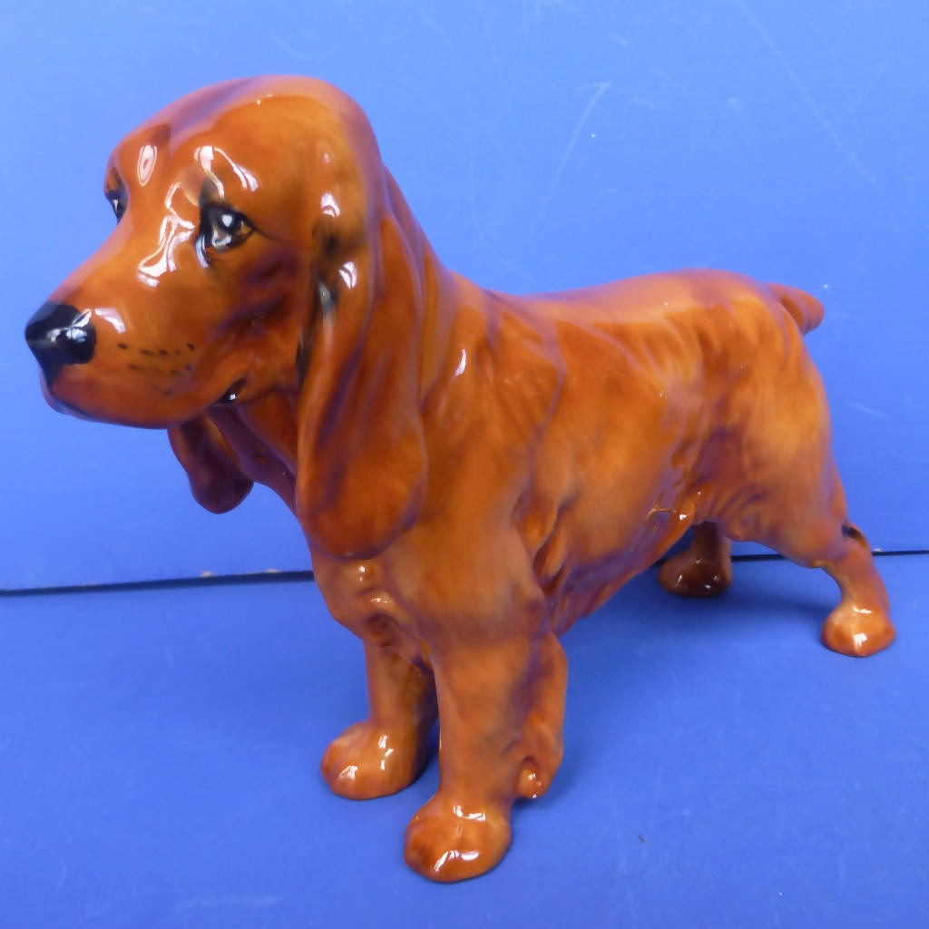Royal Doulton Cocker Spaniel Dog Model No 1187