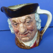 Royal Doulton Small Character Jug - Sam Johnson D6296