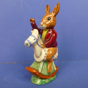 Royal Doulton Bunnykins Figurine Tally Ho DB12