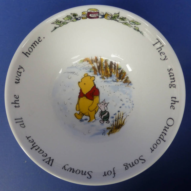 Royal Doulton Winnie The Pooh Cereal Bowl