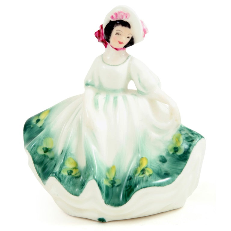 Royal Doulton Miniature Figurine - Sunday Best HN3218