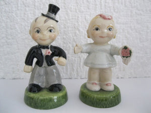 CarltonWare Bride and Groom Limited Edition