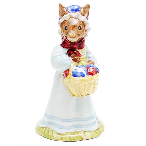 Royal Doulton Bunnykins Figurine - Mrs Bunny At The Easter Parade DB19 (Boxed)