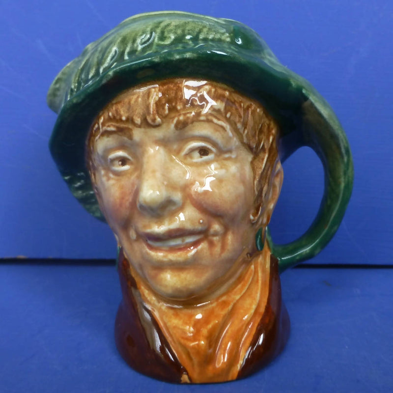 Royal Doulton Small Dickens Character Jug - 'Arriet D6236