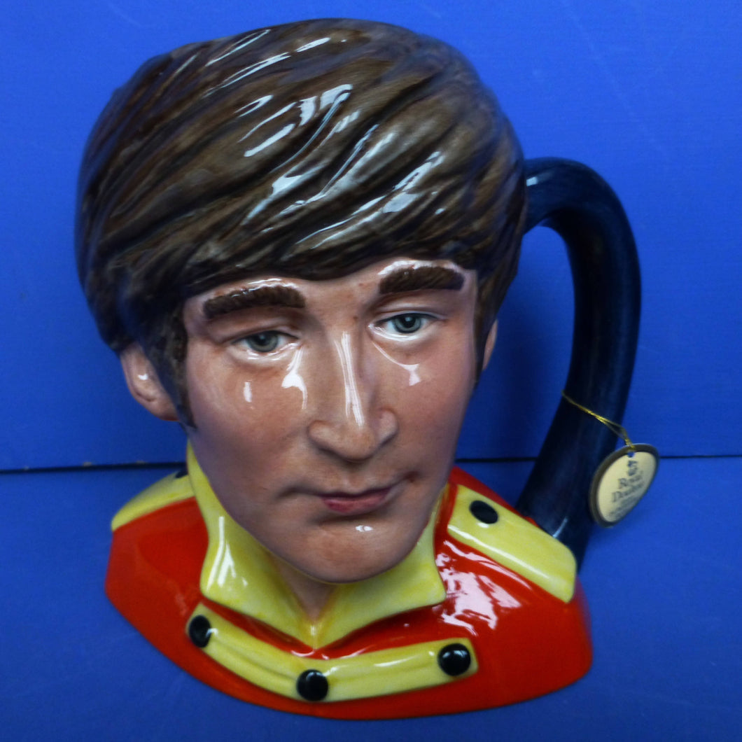 Royal Doulton Limited Edition Medium Character Jug John Lennon D6797