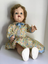 Hard Plastic Walker Doll 1950's 20""