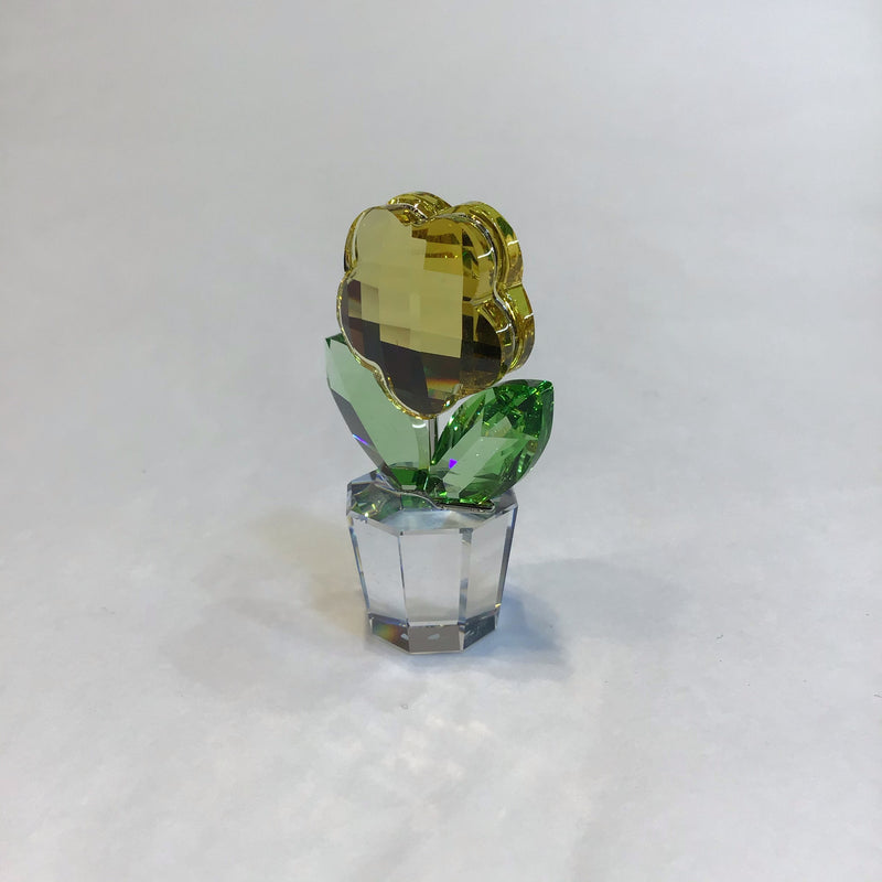 Swarovski Yellow Tulip