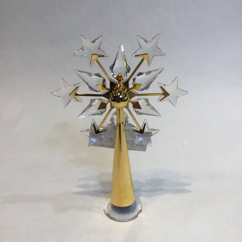 Swarovski Tree Topper