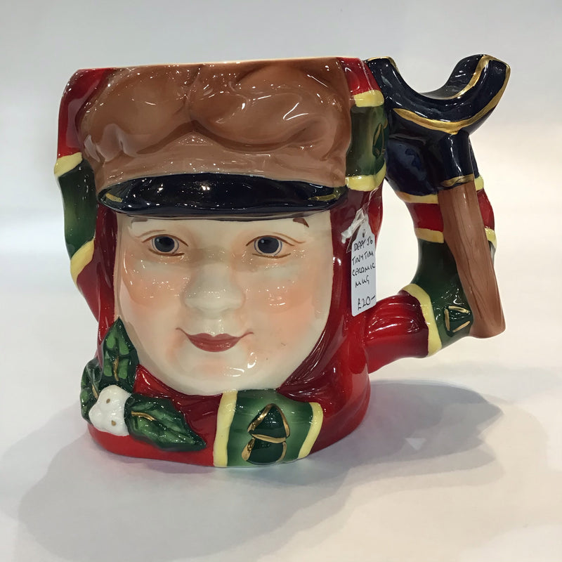 Christmas Carol Ceramic Character Mug, Tiny Tim