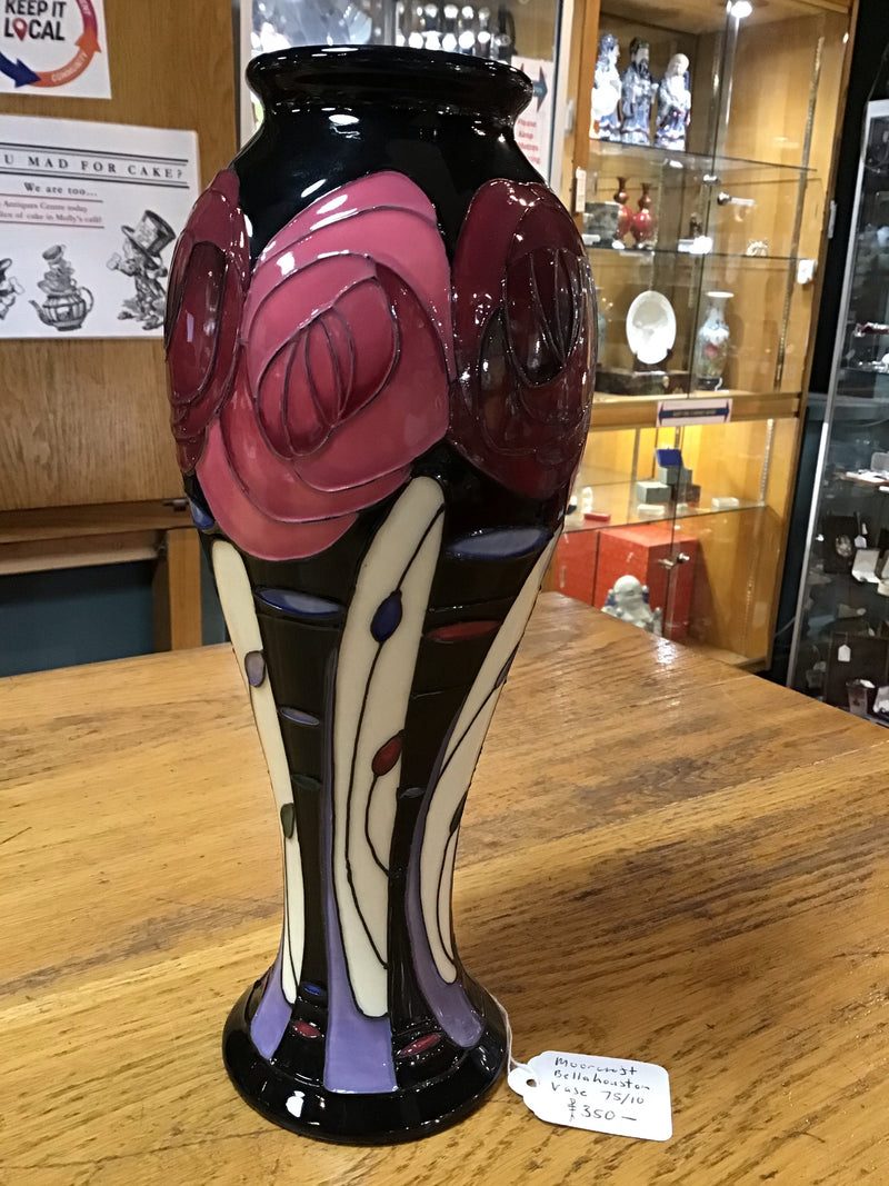 Moorcroft Bellahouston Vase
