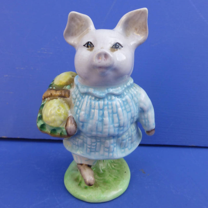 Beswick Beatrix Potter Figurine - Little Pig Robinson 10C