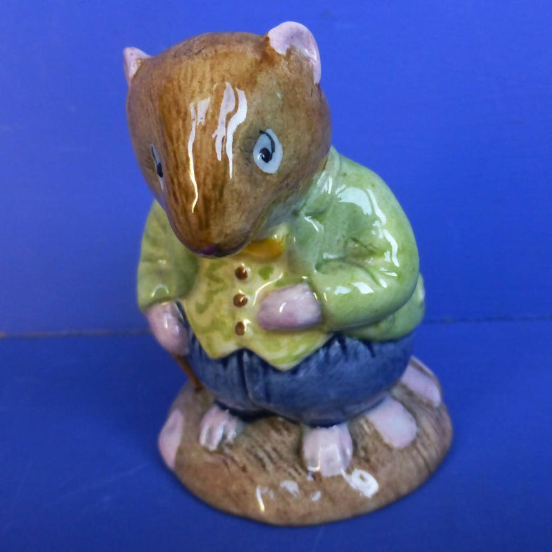 Royal Doulton Brambly Hedge Figurine - Old Vole DBH13