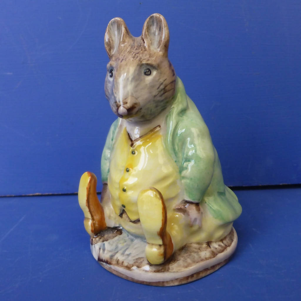 Royal Albert Beatrix Potter Figurine - Samuel Whiskers (Boxed)