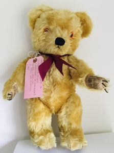 Chad Valley Teddy 1930-1950. 16""